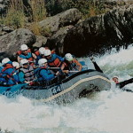 Upper Gauley Swimming